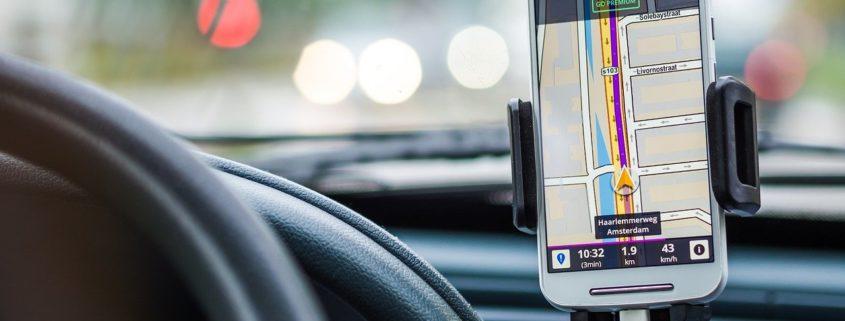 Leasing z usługą GPS